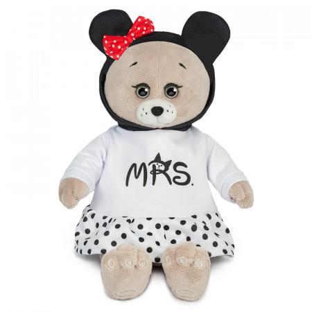 Мягкая игрушка КОЛБАСКИН&МЫШЕЛЬ MT-MRT101709-20 Миссис Мышель