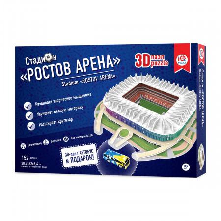 3d пазл IQ 3D PUZZLE 16549 Ростов Арена