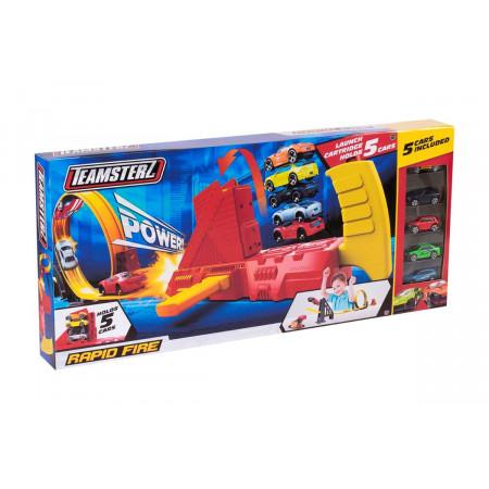 Игровой набор TEAMSTERZ 1416442.00 Обжигающая скорость