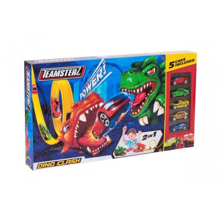 Игровой набор TEAMSTERZ 1416440.00 Дино