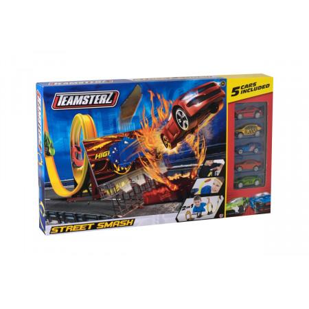 Игровой набор TEAMSTERZ 1416441.00 Уличный удар