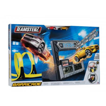 Игровой набор TEAMSTERZ 1416080.00 Баррикады