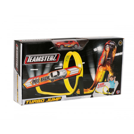 Игровой набор TEAMSTERZ 1416243.00 Турбо прыжок