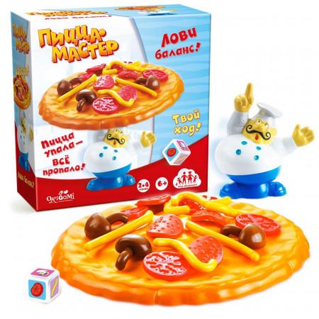 Настольная игра ORIGAMI 4272 Пицца-мастер