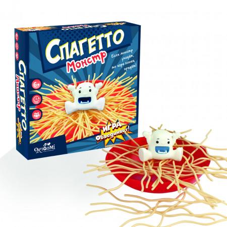Настольная игра ORIGAMI 4273 Спагетто монстр