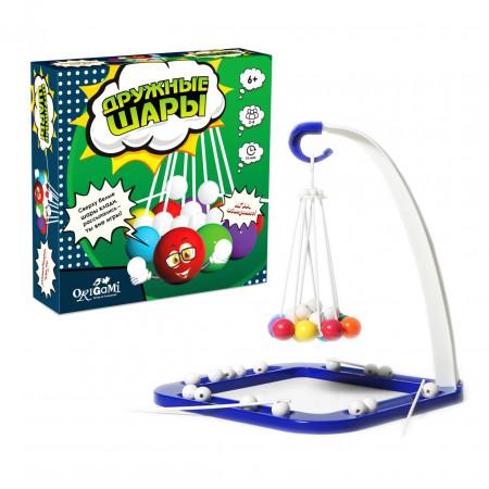 Настольная игра ORIGAMI 4274 Дружные шары