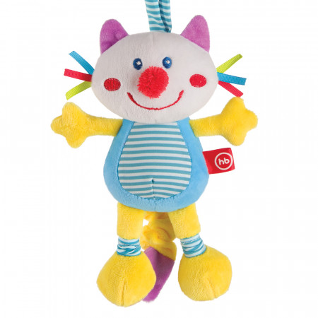 Подвеска HAPPY BABY 330360 FRISKY KITTY