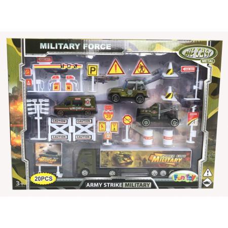 Набор FUN TOY 44414 Военная техника