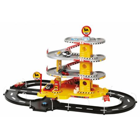 Игровой набор FARO 804 Гараж 4 уровня 47см