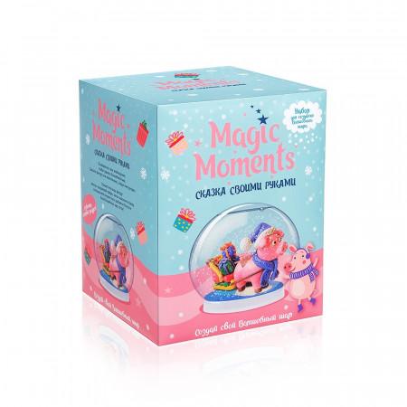 Набор для творчества MAGIC MOMENTS mm-22 Волшебный шар Хрюша