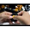 Конструктор ENGINO JCB10 JCB Набор из 3 моделей. Самосвал