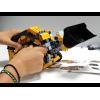 Конструктор ENGINO JCB30 JCB Набор из 3 моделей. Экскаватор-погрузчик