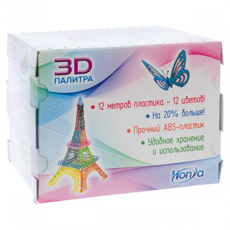 Набор HONYA SC-ABS-12 ABS-пластик 12 цв*12 м