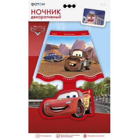 Ночник ФОТОН 22967 декоративный Disney/Pixar Тачки