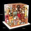 Румбокс DIY HOUSE DG102 Библиотека