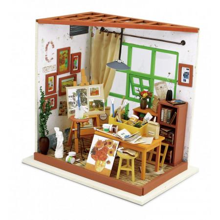 Румбокс DIY HOUSE DG103 Художественная мастерская