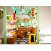 Румбокс DIY HOUSE DGM06 Магазинчик Сладостей