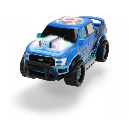 Машина пластиковая DICKIE 3764004 Музыкальный грузовичок (свет, звук, музыка)