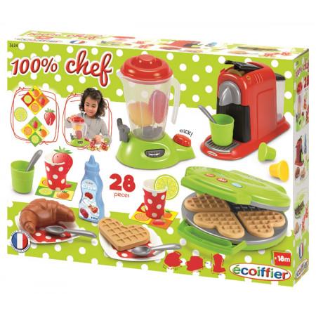 Игровой набор ECOIFFIER 2624 Chef Кухонная техника