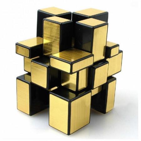 Головоломка FANXIN 581-5.72 Кубик 3х3 Золотой