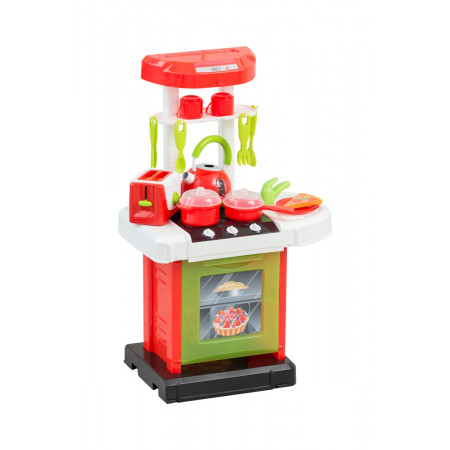 Игровой набор SMART 1684468.00 Кухня с чайником и тостером