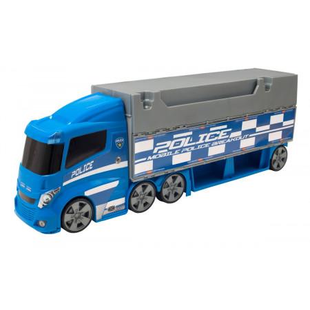 Игровой набор TEAMSTERZ 1416389.00 Полицейский грузовик