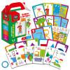 Набор VLADI TOYS VT5000-02 Карточки на кольце Цифры и фигуры