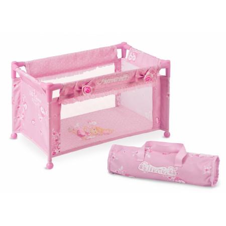 Набор кукольной мебели DECUEVAS TOYS 50023 Манеж-кроватка 50см