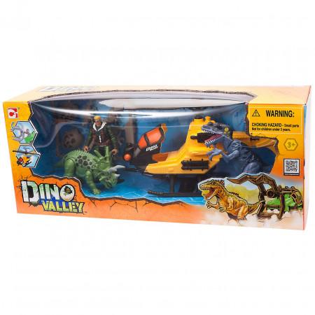 Игровой набор CHAP MEI 542002-1 Охотник за динозаврами (вертолёт)