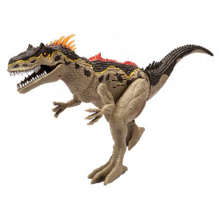 Игрушка CHAP MEI 542053-1 Подвижная фигура Аллозавр (свет, звук)