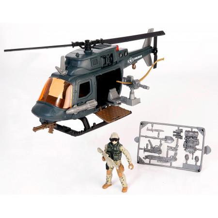 Игровой набор CHAP MEI 521003-2 Десантный вертолёт