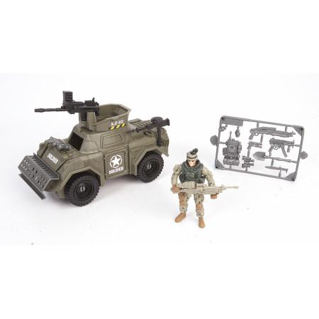 Игровой набор CHAP MEI 521064-1 Броневик спецназа