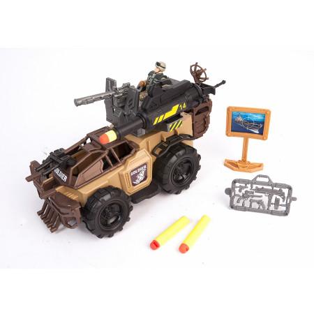 Игровой набор CHAP MEI 521065 Ударный броневик