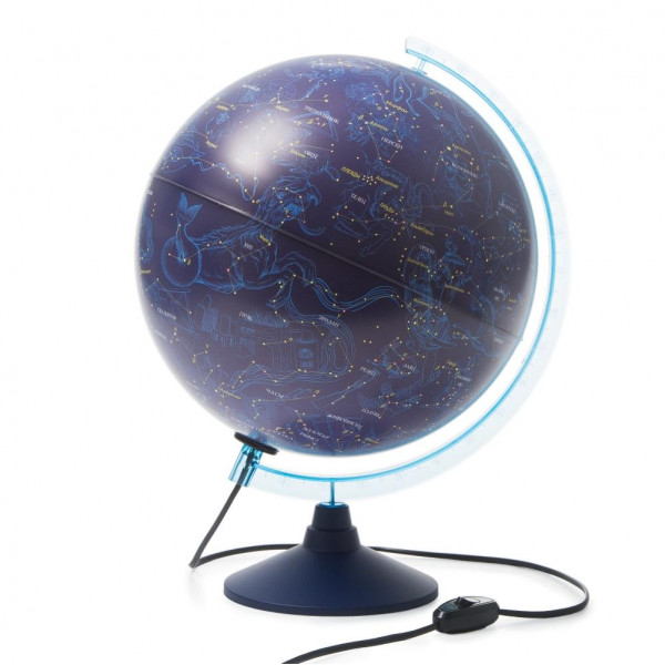 Глобус GLOBEN Звездное небо с подсветкой 32 Классик Евро Ке013200277