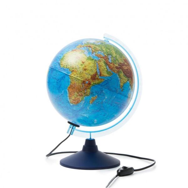 Глобус GLOBEN Интерактивный физико-политический с подсветкой 250 с очками VR INT12500284