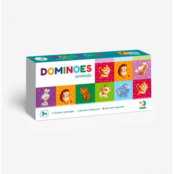 Домино DODO Зверята 300248