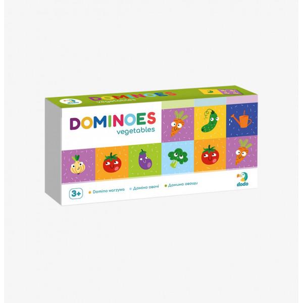 Домино DODO Овощи 300249