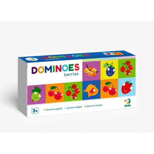 Домино DODO Ягоды 300250