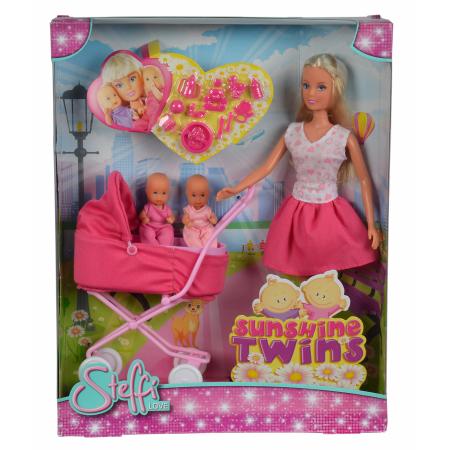 Кукла STEFFI с коляской 5738060029
