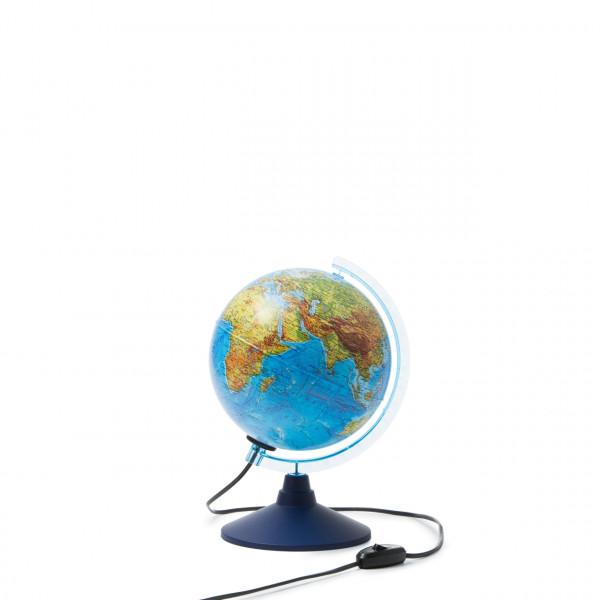 Глобус GLOBEN Земли интерактивный физико-политический с подсветкой 210мм с очками VR INT12100298