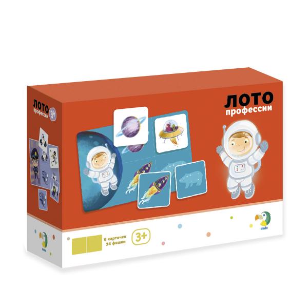 Лото DODO профессии R300136