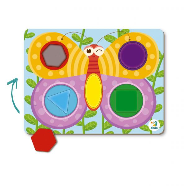 Развивающая игра DODO Бабочка 300288