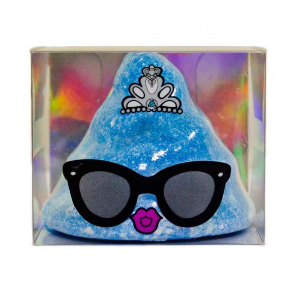 Ароматическая бомбочка POOPSIE SLIME SURPRISE! для ванны, синяя 68-0007-B