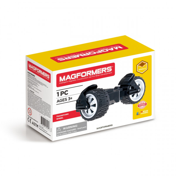 Конструктор MAGFORMERS Transform wheel Set 713028