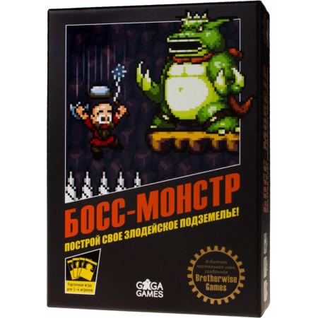 Настольная игра GAGA GAMES Босс-монстр GG122