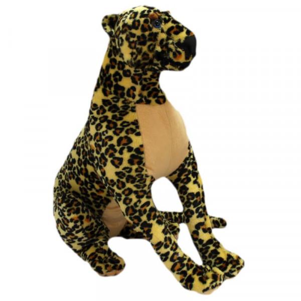 Леопард сидячий (Б)  /80 см/