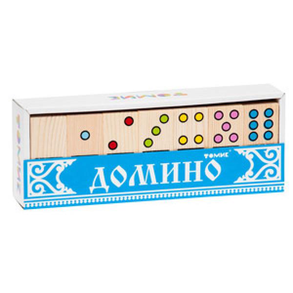 Домино ТОМИК Точки 5655-2