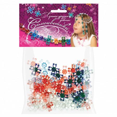 Творчество БИПЛАНТ 11013 Самоцветики в пакете № 2 (фиолетовый)