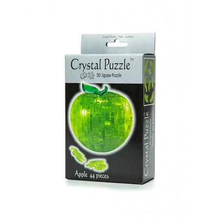 Головоломка CRYSTAL PUZZLE 90015 Яблоко зеленое