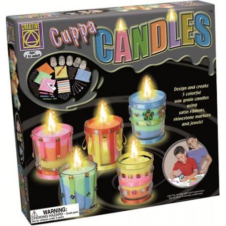 """CREATIVE 5596 Дизайнерские свечи """"Стаканчики"""""""